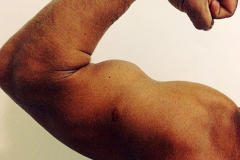 hot biceps