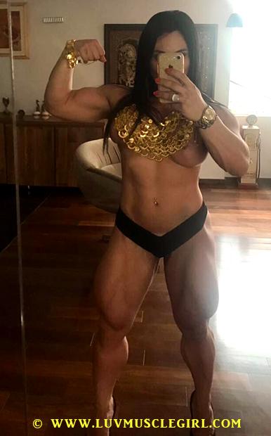 RAISSA MUSCULOSA